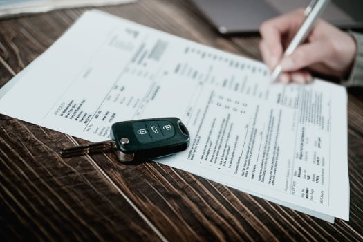 Am I covered when I rent a car?  rental car insurance