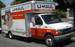 Moving truck / U-haul insurance