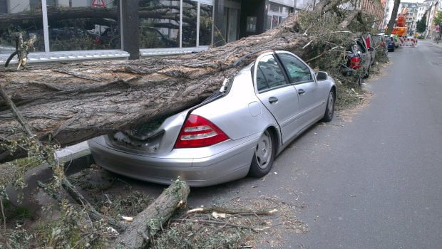Auto Insurance - Comprehensive vs Collision Coverage